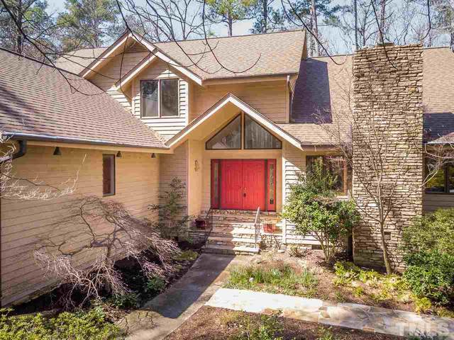 313 Azalea Drive, Chapel Hill, NC 27517 (#2306462) :: The Results Team, LLC