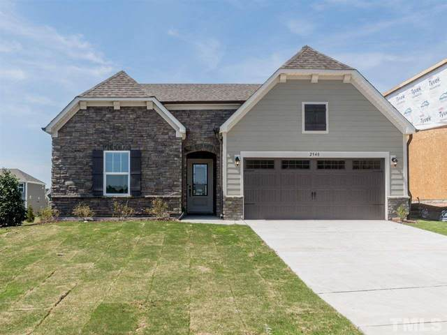 2548 Oak Grant Drive, New Hill, NC 27562 (#2306916) :: RE/MAX Real Estate Service