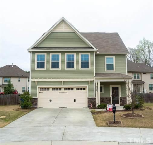 7722 Cedarshire Court, Raleigh, NC 27616 (#2307295) :: Triangle Top Choice Realty, LLC