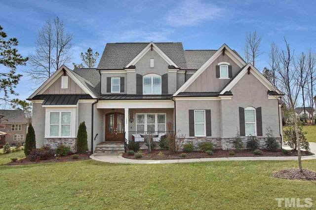 1409 Yardley Drive, Wake Forest, NC 27587 (#2307490) :: Spotlight Realty