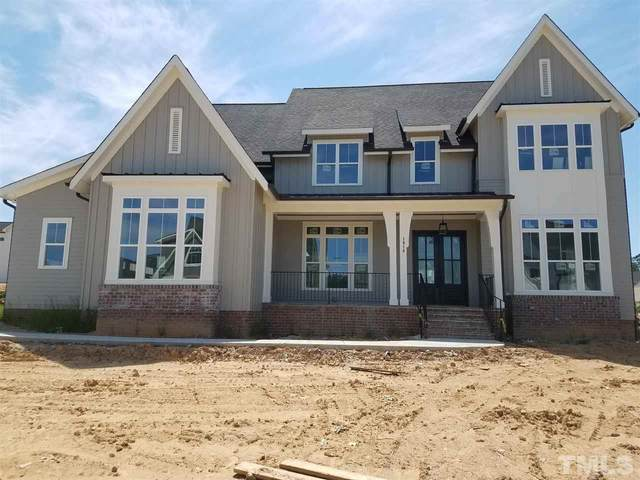 1814 Old Evergreen Drive, Apex, NC 27502 (#2307793) :: The Jim Allen Group