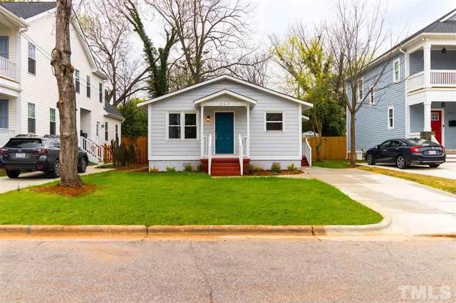 1507 E Jones Street, Raleigh, NC 27610 (#2308284) :: Raleigh Cary Realty