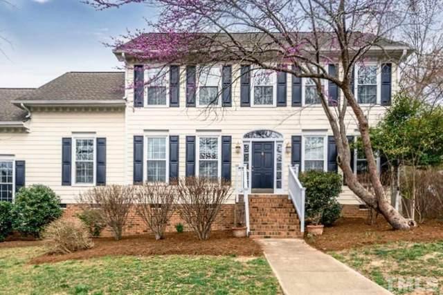 106 Chippoaks Drive, Chapel Hill, NC 27514 (#2308457) :: The Jim Allen Group