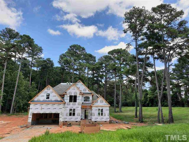 (lot 1)      24 Mia Bello Court, Clayton, NC 27520 (#2309257) :: Realty World Signature Properties