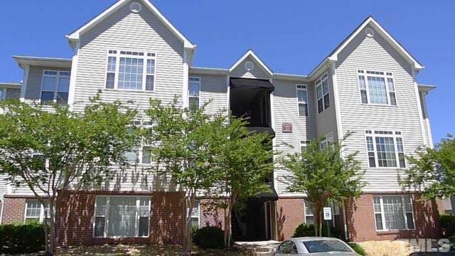 2521 Friedland Place #100, Raleigh, NC 27617 (#2309304) :: Realty World Signature Properties