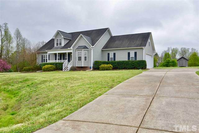 240 Bridle Drive, Angier, NC 27501 (#2309497) :: The Perry Group