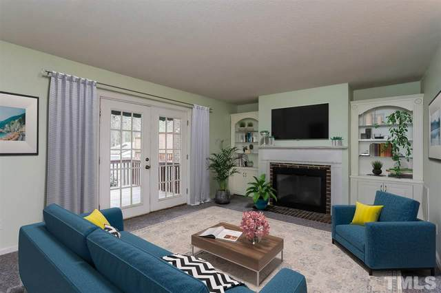 1206 Collington Drive, Cary, NC 27511 (#2309580) :: Sara Kate Homes