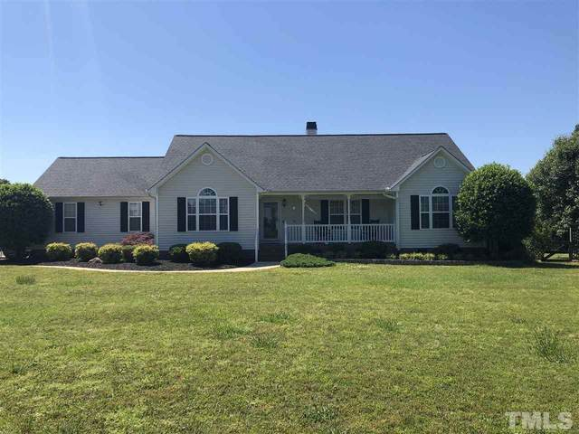 635 Bobbitt Road, Clayton, NC 27520 (#2309608) :: Triangle Just Listed