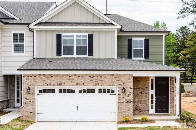 932 Haybeck Lane #13, Apex, NC 27523 (#2309631) :: Real Estate By Design