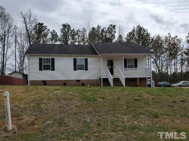 114 N Sandy Creek Drive, Norlina, NC 27563 (#2309640) :: The Perry Group