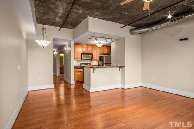 444 S Blount Street #207, Raleigh, NC 27601 (#2309732) :: Spotlight Realty