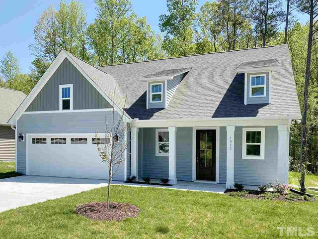 4 Arrowwood Court, Durham, NC 27712 (#2309742) :: Team Ruby Henderson