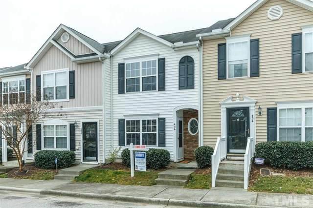 436 St John Drive, Durham, NC 27703 (#2310046) :: Triangle Top Choice Realty, LLC