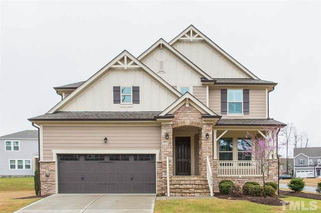 1519 Andros Pond Court, Apex, NC 27502 (#2310110) :: The Results Team, LLC