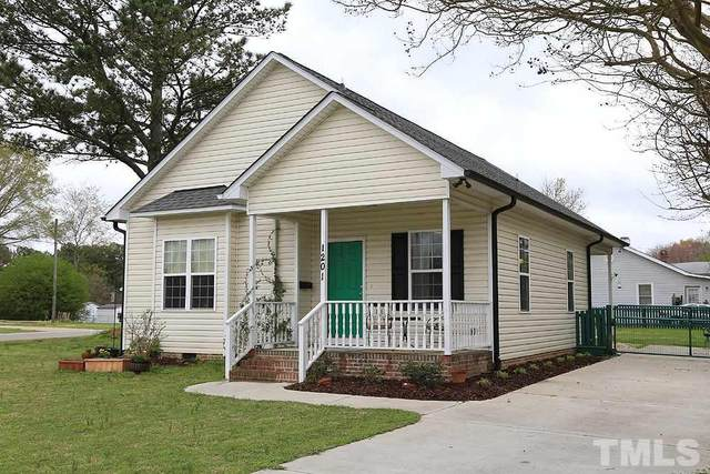 1201 E Mason Street, Franklinton, NC 27525 (#2310339) :: The Beth Hines Team