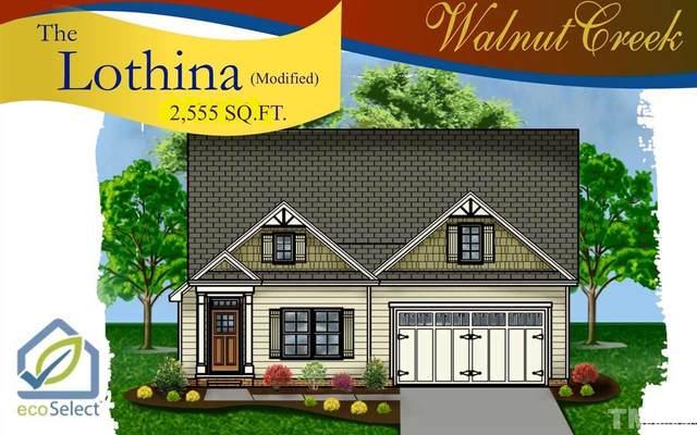 105 Muirfield Place, Goldsboro, NC 27534 (#2310385) :: The Beth Hines Team