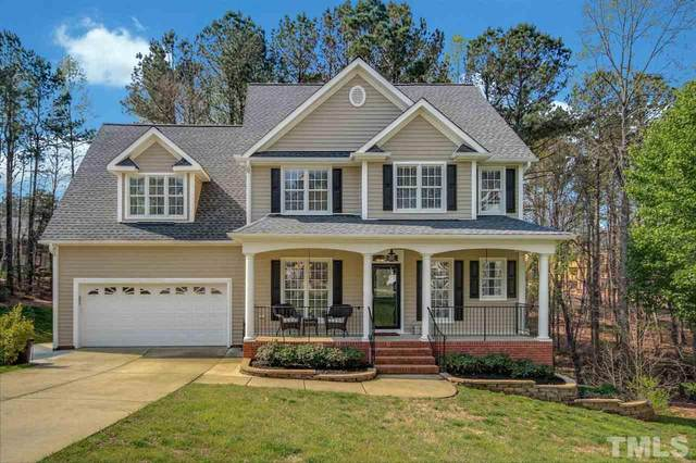 421 Hunsford Place, Wake Forest, NC 27587 (#2310467) :: RE/MAX Real Estate Service