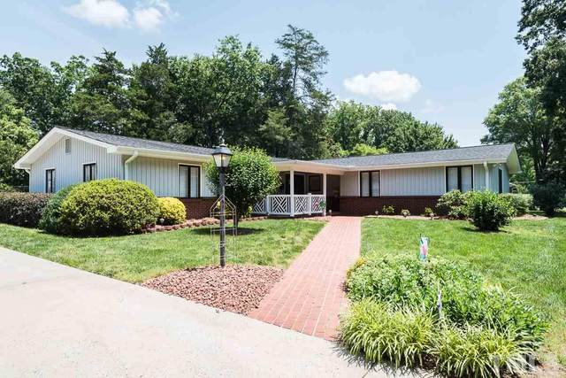 2027 Woodland Avenue, Burlington, NC 27215 (#2310504) :: Triangle Just Listed