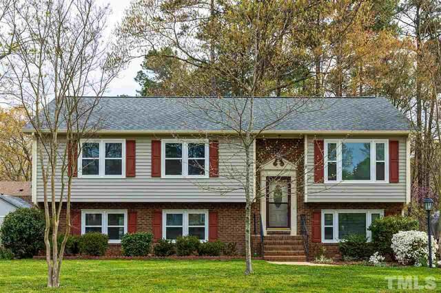1205 Lyerly Lane, Cary, NC 27511 (#2310606) :: Foley Properties & Estates, Co.
