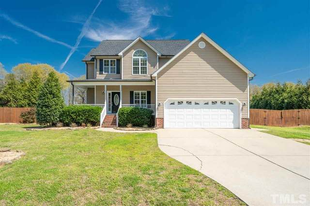 173 Moonlight Drive, Fuquay Varina, NC 27526 (#2310715) :: Foley Properties & Estates, Co.