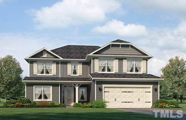 355 Glenkirk Place, Garner, NC 27529 (#2310781) :: M&J Realty Group