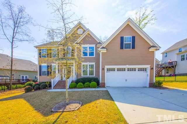 1505 Endgame Court, Wake Forest, NC 27587 (#2310847) :: Sara Kate Homes