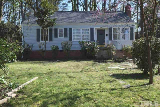 2607 Cartier Drive, Raleigh, NC 27608 (#2311198) :: Dogwood Properties