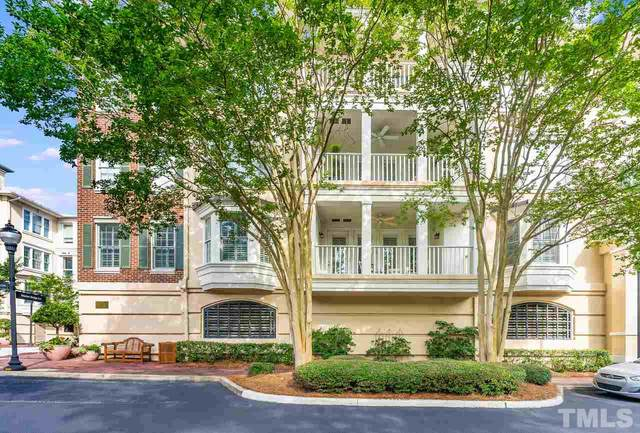 2901 Market Bridge Lane #105, Raleigh, NC 27608 (#2311460) :: Realty World Signature Properties