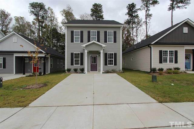 58 Yellow Jacket Ridge, Clayton, NC 27520 (#2311719) :: Classic Carolina Realty
