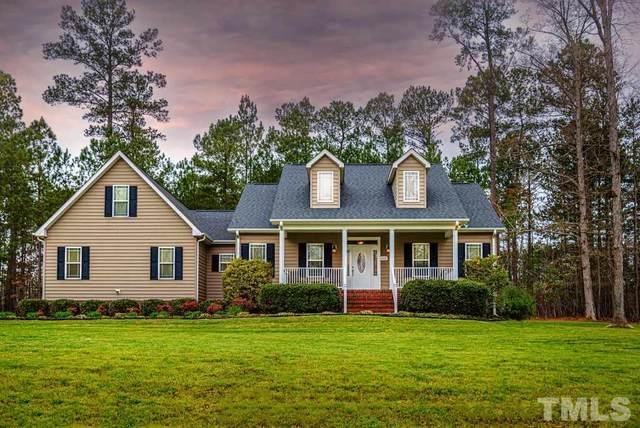 308 Copper Ridge Drive, Sanford, NC 27330 (#2311727) :: RE/MAX Real Estate Service