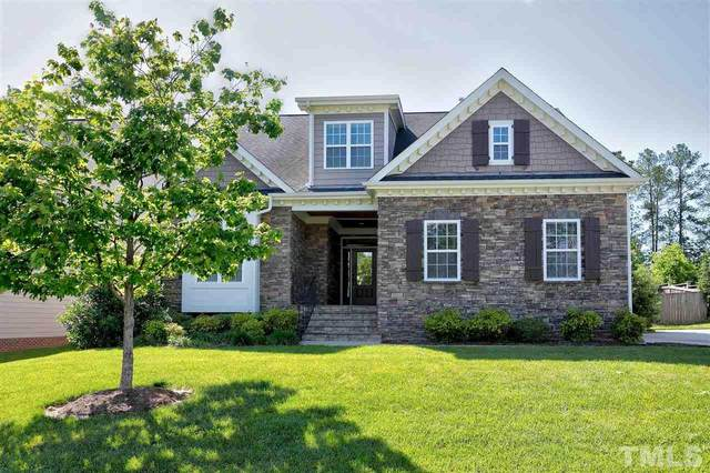 109 Tonks Trail, Holly Springs, NC 27540 (#2312011) :: Raleigh Cary Realty
