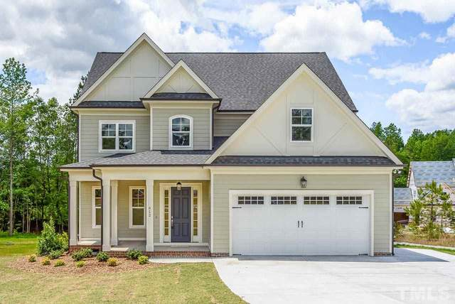 612 Meyers Place Lane, Holly Springs, NC 27540 (#2312146) :: The Perry Group