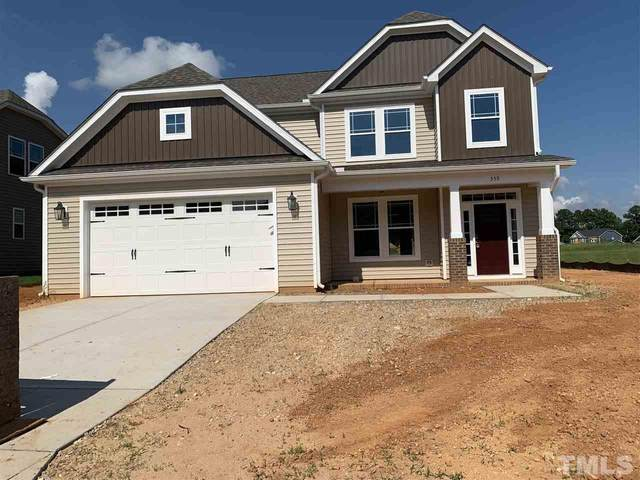 359 Ballast Point #53, Clayton, NC 27520 (#2312353) :: The Rodney Carroll Team with Hometowne Realty