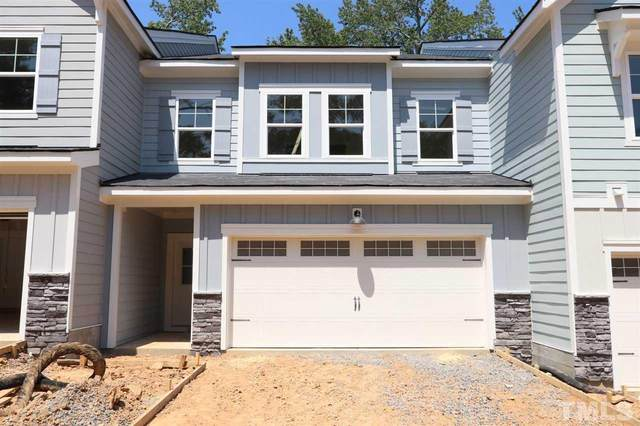 1638 Brussels Drive #6, Apex, NC 27502 (#2312790) :: Realty World Signature Properties