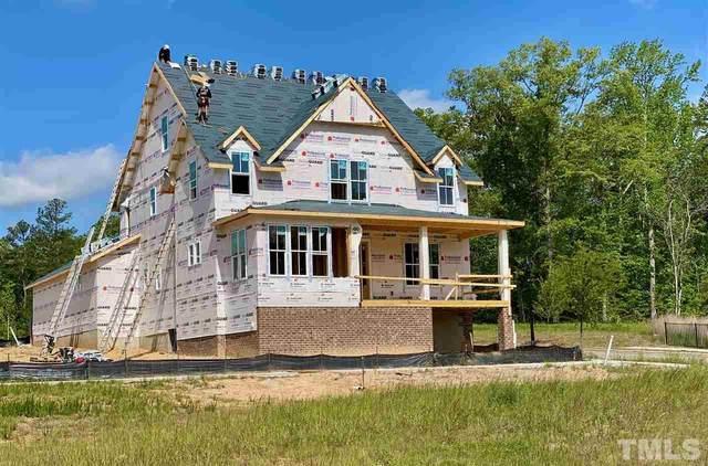 1009 Bradburn Drive, Durham, NC 27713 (#2313322) :: Marti Hampton Team brokered by eXp Realty