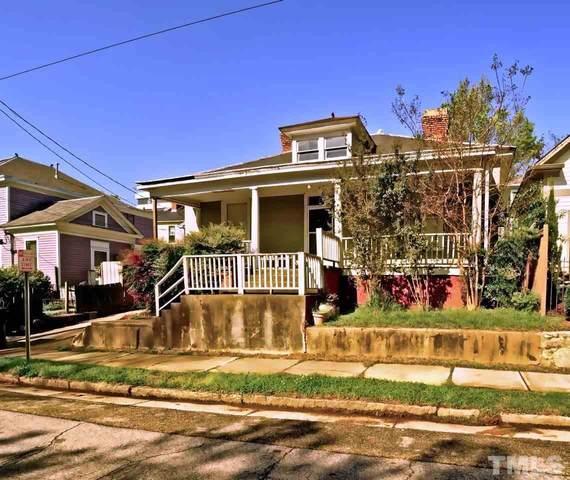 7 N East Street, Raleigh, NC 27601 (#2313526) :: Rachel Kendall Team