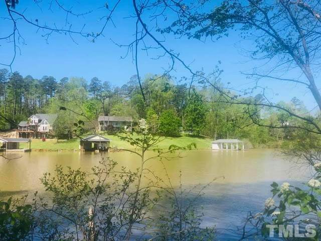 Lot 6 Willifords Point Drive, Roxboro, NC 27574 (#2313531) :: Real Estate By Design