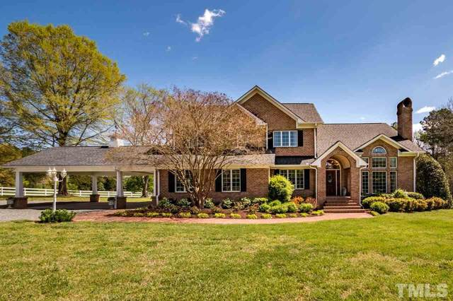 1812 Mclennans Farm Road, Chapel Hill, NC 27516 (#2313787) :: Raleigh Cary Realty