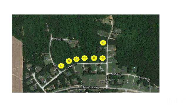 LOT 95 Cherryville Lane, Henderson, NC 27537 (#2314047) :: RE/MAX Real Estate Service