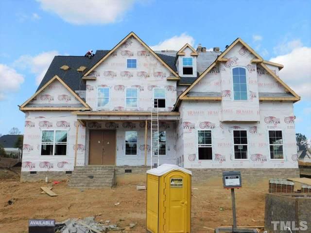 2340 Vandiver Way Lot 63, Apex, NC 27523 (#2314320) :: RE/MAX Real Estate Service