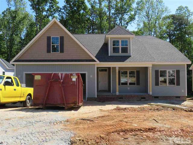 128 Poplar Drive, Clayton, NC 27520 (#2314825) :: Marti Hampton Team brokered by eXp Realty