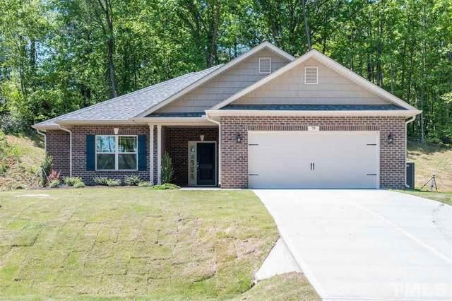 101 N Hawks Ridge Lane Lot 32, Smithfield, NC 27577 (#2314890) :: Dogwood Properties