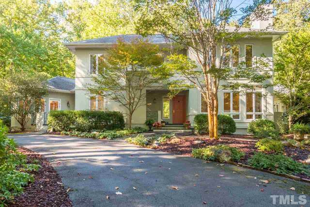 7623 Talbryn Way, Chapel Hill, NC 27516 (#2315181) :: Classic Carolina Realty