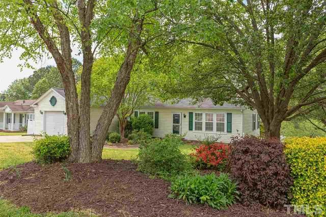 1200 Canterbury Brook Lane, Apex, NC 27502 (#2315454) :: Sara Kate Homes