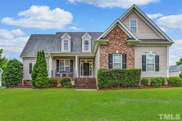 280 Dell Meadows Place, Four Oaks, NC 27524 (#2315731) :: Dogwood Properties