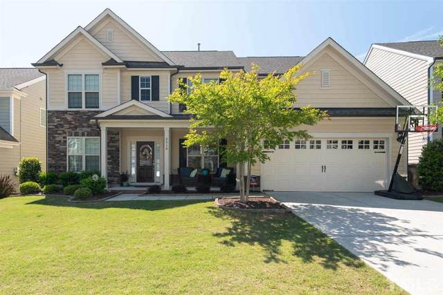 2016 Crampton Grove Way, Cary, NC 27519 (#2315789) :: Raleigh Cary Realty