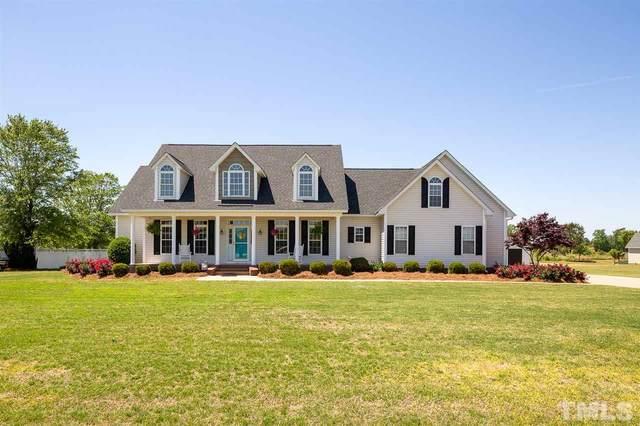 105 Bagley Lane, Dunn, NC 28334 (#2315835) :: Dogwood Properties