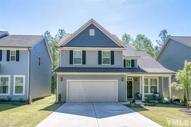 191 Sirius Street, Garner, NC 27529 (#2316237) :: Realty World Signature Properties