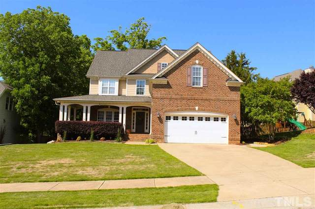 204 Gillyweed Court, Holly Springs, NC 27540 (#2316483) :: Raleigh Cary Realty