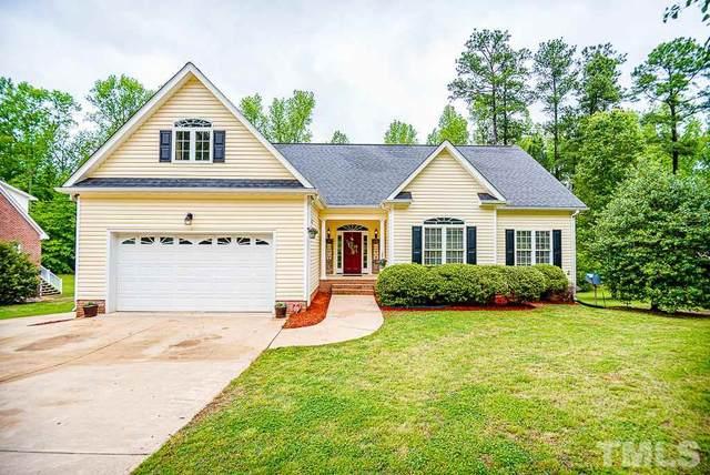 3412 Windmere Drive, Sanford, NC 27330 (#2316675) :: Sara Kate Homes